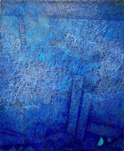 Mordecai Ardon, 'Sunken Carserea', 1960