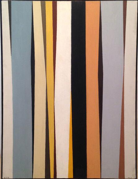 Alice Trumbull Mason, 'Magnitude of Memory', 1962