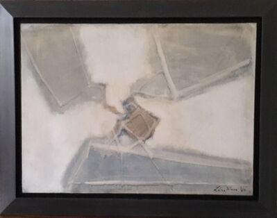 Léon Zack, 'Composition Abstraite', 1970