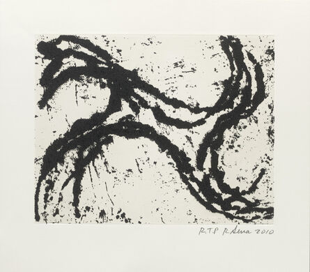 Richard Serra, 'Junction #1', 2010