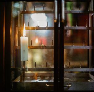 Edgar Takoyaki, 'Candle', 2018