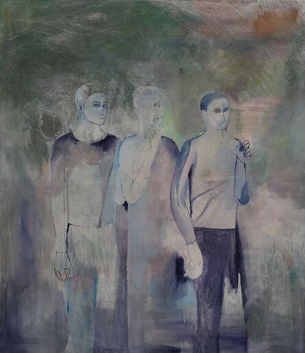 Yoav Hirsch, 'One Eye Like Half Moon', 2014
