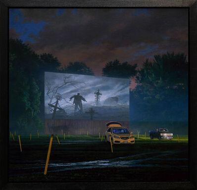 Stephen Fox, 'Graveyard Mist', 2017