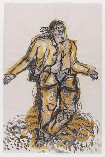 Georg Baselitz, 'Ohne Titel (ein neuer Typ)', 1965