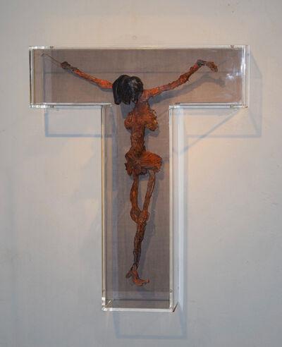 Stephen Goddard, 'Black Jesus', 2016
