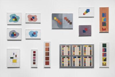 Raúl Lozza, 'Teoria Estructural del Color', 1947