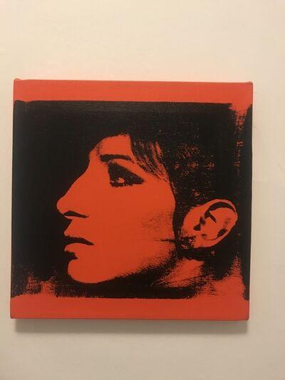 Deborah Kass, '1 Red Barbra (from the Jewish Jackie series)', 1992