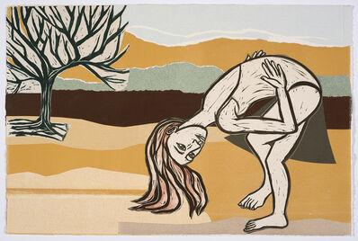 Eileen Cooper, 'Fable, Roots', 2018