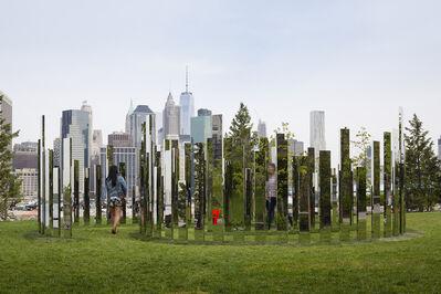 Jeppe Hein, 'Mirror Labyrinth NY', 2015