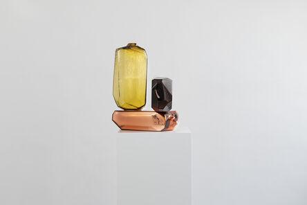 Arik Levy, 'MicroRockFormation Glass 56', 2020