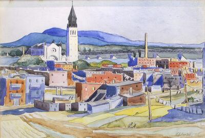 Marc-Aurèle Fortin, 'Hochelaga', ca. 1930