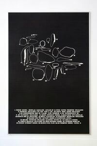 Luis Úrculo, '#01 Map. Petrol', 2016
