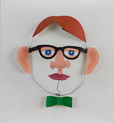Tom Wesselmann, 'Mask', 1972