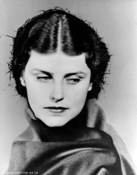 Lee Miller, 'Dorothy Hill [solarised portrait], Lee Miller Studios Inc., New York, USA', 1933