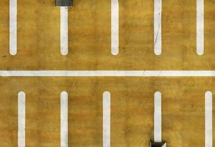Andreas Gefeller, 'Untitled (Parking Lot 2), from Supervisions', 2002