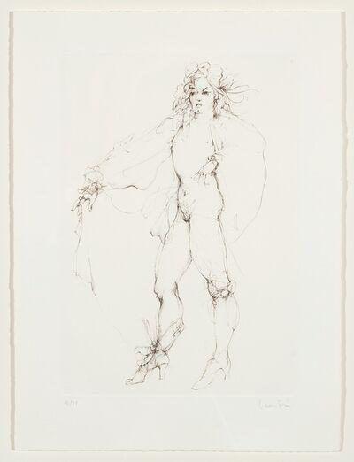 Leonor Fini, 'Les Elus de la nuit (6)', 1986