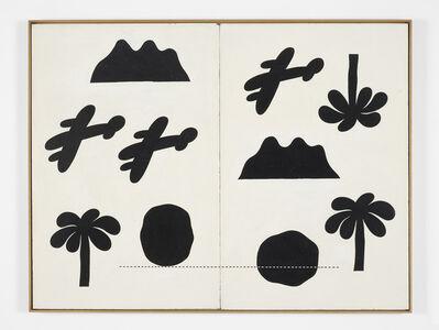 Jeff Keen, 'Vietnam Diptych', 1969