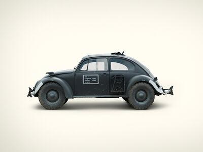Jim Naughten, 'German KDF Wagen Staff Car', 2009