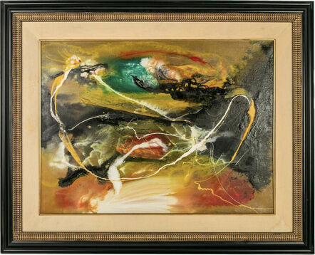 Paul Jenkins, 'Desert Hydra', 1957