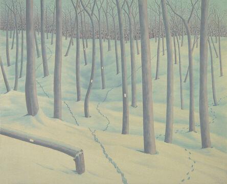 Alan Bray, 'Trails', 2020