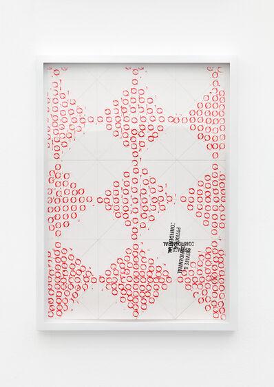 Amalia Pica, 'Joy in Paperwork #1', 2015