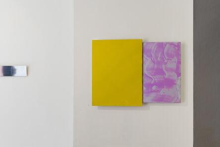 Claudia Desgranges, 'composite painting #34', 2017