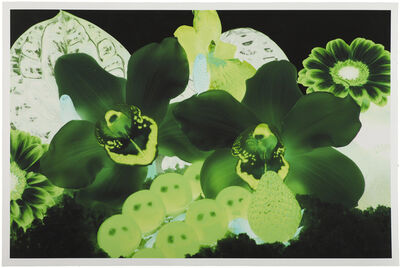 Marc Quinn, '07 from At the Far Edges of the Universe', 2010