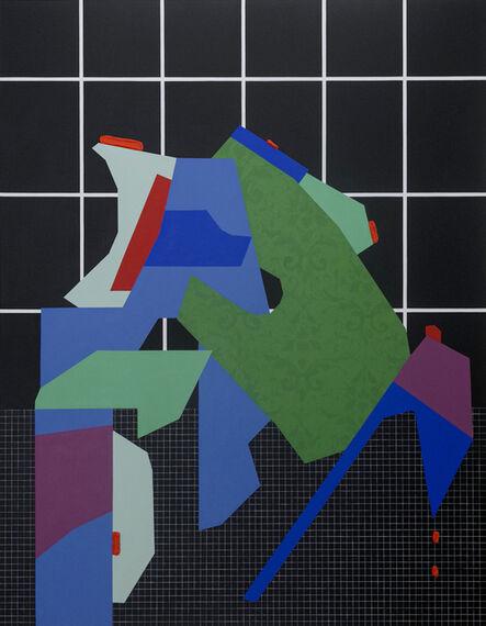 Ana Elena Garuz, 'Si las paredes hablaran', 2020