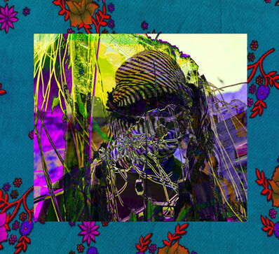 Dia Azzawi, 'Image No. 8', 2011