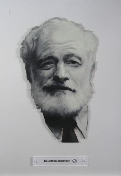 Yao Peng 姚朋, 'Nothing Better - Ernest Miller Hemingway', 2015