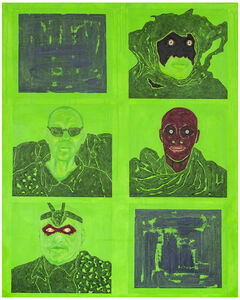 Thebe Phetogo, 'Prelude to Rogues' Gallery', 2020