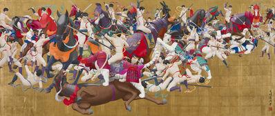 Tenmyouya Hisashi, 'Rhyme', 2012