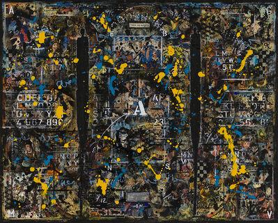 Jean-Daniel Rohrer, 'Table des matières', 2020