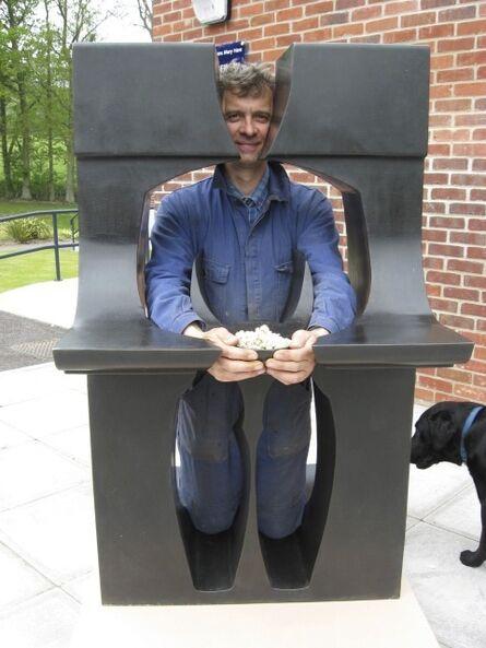 Johannes Von Stumm, 'Offering II, Kneeling Figure', N/A