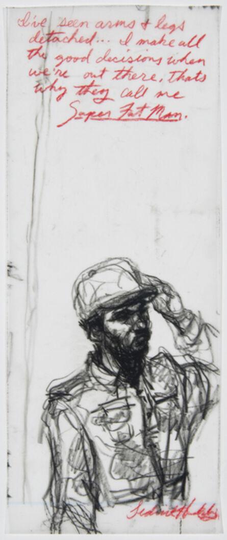 Sedrick Huckaby, 'The 99%', 2012