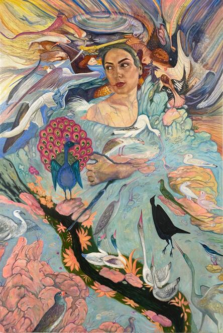Bahar Sabzevari, 'Simorgh', 2020