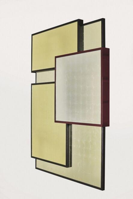 Hervé Langlais, 'Kaleidoscope mirror', 2017