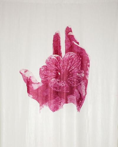 Keren Cytter, 'Red Hand (Detail),', 2014