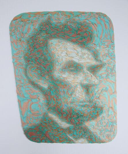 James Esber, 'Light Green Lincoln', 2009