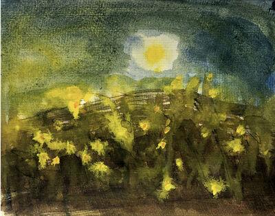 Kathryn Lynch, 'Yellow Wild Flower', 2019