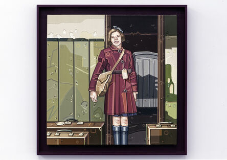 Julie Roberts, 'The Kinder Transport/New Dawn', 2013