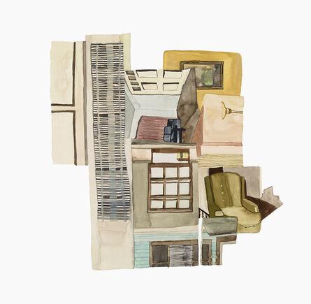 Ashley Mistriel, 'Room Divider', 2014