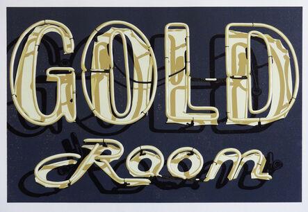 Dave Lefner, 'Gold Room', 2015