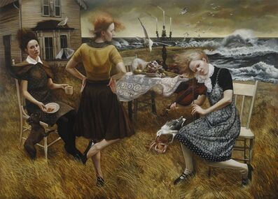 Andrea Kowch, 'The Cape -Limited Edition Signed Print', 2012