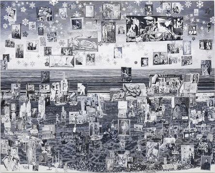 Toru Kuwakubo, 'Pablo Picasso's Studio', 2017