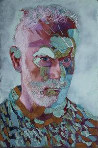 Piet van den Boog, 'Self Portrait as Vincent II', 2020