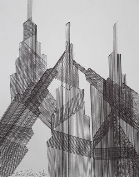 Jorge Pablo Hernandez, 'New York City - Sept 25th of 2018', 2018