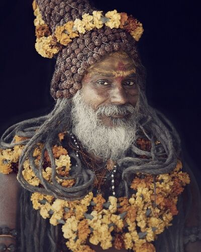 Jimmy Nelson, 'XXIV 11  Sadhu, Haridwar, India  ', 2016