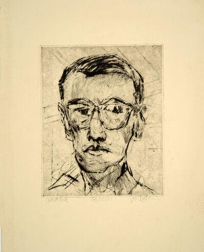 John Coleman, 'Self Portrait A', 1960