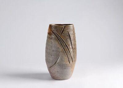 Eric Astoul, 'Cylindre incisé strié', 2000